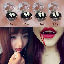 Halloween vampiro sanguinante con denti di dentiera CH