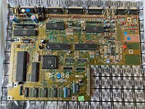 Commodore AMIGA 500 Motherboard REV 6A 8372 ECS Agnus OCS Denise PAL Working