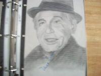 Milton Berle autographed portrait with COA