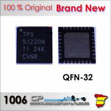 1 Unité TPS51220A Tps 51220A QFN-32 Neuf 100% Original Brand New