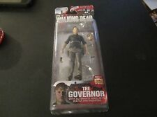 THE WALKING DEAD GOVERNOR SERIES 4 ACTION FIGURE RARE NOW SEALED !!