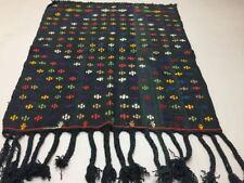 Traditional Turkish Kilim Rug shabby vintage wool country home Kelim 125x105cm