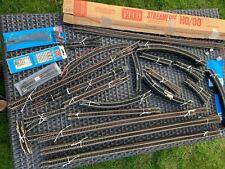 00 Gauge Model Railway Track x 150 pieces