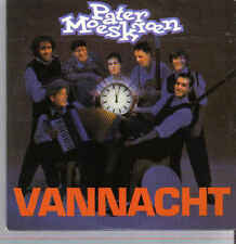 Pater Moeskroen-Vannacht cd single