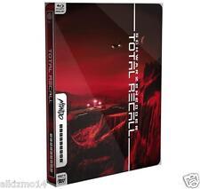 Total Recall - MONDO X SteelBook #011 (Blu-Ray ) - Brand New Free Shipping