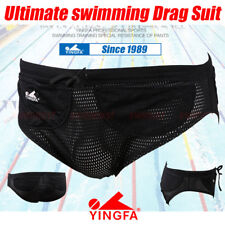 YINGFA ULTIMATE SWIMMING DRAG SUIT-SWIMMING SPECIAL TRAINING RESISTANT OF PANTS