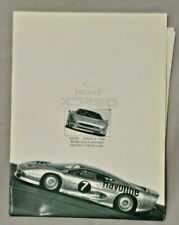Jaguar 1993 XJ220 Media package with print