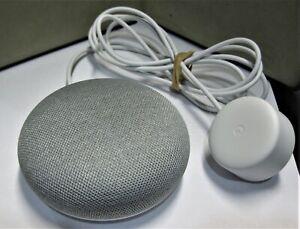 Google Home Mini Smart Speaker with Google Assistant - Chalk (GA00210-US)