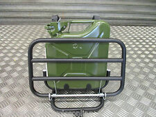 VESPA PX 125 200 FRONT CARRIER TOURING KIT WITH 5L FUEL PETROL TANK FA ITALIA