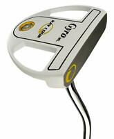 Brand New Ray Cook Gyro Mallet Putter & Headcover 35 Inch Golf Club Mens RH