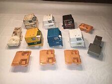 Lot of Ertl International Transtar Truck Cabs, Interiors, Chassis