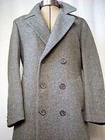 LONDON FOG Mens Classic Fit Overcoat Signature Wool Blend Top Coat Regular /& Big-Tall Sizes