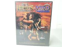 Hercules & Xena Roleplaying Game Heros Guide Board Game New Factory Sealed