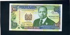 Kenia 10 chelines billete 1993 UNC
