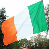 Irish Flag Ireland National Flag Country Banner Polyester Sport Flag 3 X 5 Feet