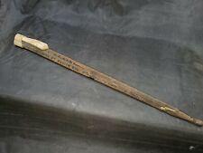 Model 1822 Socket Bayonet Scabbard #1