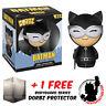 FUNKO DORBZ DC COMICS BATMAN CATWOMAN S1 VINYL FIGURE + FREE DORBZ PROTECTOR