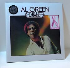 AL GREEN The Belle Album PINK COLORED VINYL LP Sealed Breast Cancer Month