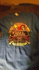 Dead & Company Event specific 7/7 Dodgers Stadium T-Shirt - Size XL