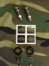 2x BAMFORD OPTONIC UPGRADE KIT WITH GOLD DECALS