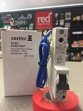 CASTLEC 16A RCBO - MK 07934s ALTERNATIVE - 16AMP TYPE B