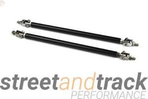 Universal Splitter Halter verstellbar 250mm-310mm Spoiler Stabilisator