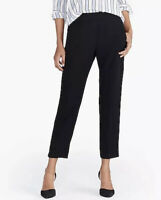 J. Crew Mercantile Style J6594 Solid Black Cropped Pull-on Jamie Pant Women's 4