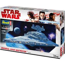REVELL 06719 Star Wars Imperial Star Destroyer (niveau 4) échelle 1:2700 Modèle Kit