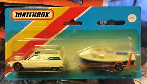 Vintage Matchbox TP-109 In Box