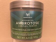 Mannatech New ADVANCED AMBROTOSE Complex Powder 120 grams