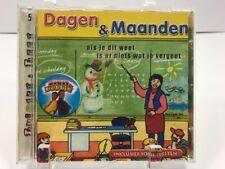 Dagen & Maanden - Ais Je Dit Weet Is Er Niets Wat Je Vergeet by Gaby Kaihatu...