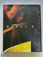 """Tafel 4.Wim Zwaart mee kijken in de keuken van olivio.""""USED LIKE NEW"""".GASTRONOMY"""