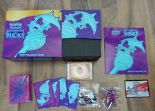 Pokemon - Majestät der Drachen Top-Trainer Box, OHNE Booster und Promo GX Karte