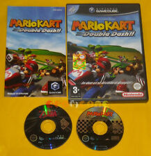 MARIO KART DOUBLE DASH + ZELDA COLLECTOR'S EDITION GameCube Italiano »»»»» USATO