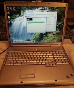 Dell Inspiron 1720, Intel Core Duo CPU, 64-bit, 3 gb, 1.5 ghz, Windows 7 Home Pr