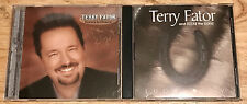 TERRY FATOR 2 cd: and TEXAS the BAND  Lucky Guy/Horses In Heaven VENTRILOQUIST