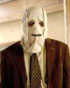 The strangers mask Cotton sack FAWKES FANCY DRESS HALLOWEEN FACE MASK QR49