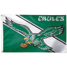 Philadelphia Eagles Throwback Vintage Large Outdoor Flag