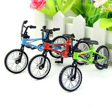 1:24 Dollhouse Miniature Mini Bicycle Bike Creative Toy High Quality 3 Colors