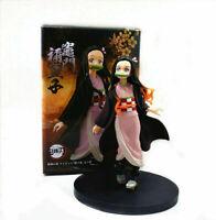 """Demon Slayer: Kimetsu no Yaiba Kamado Nezuko 5.5"""" Action PVC Figure Toy Box Gift"""