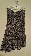 Worthington Skirt Black/Red/White Size 8 Woman's
