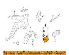 KIA OEM 06-10 Optima Fuel Door-Gas Cap Hatch 695102G000