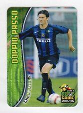 figurina PANINI CALCIO CARDS GAME 2005-06 N. 225 DOPPIO PASSO