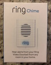 Ring Chime Door Bell Wi-Fi Enabled 8AC1S5-0EN0
