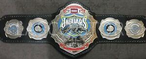 Lasco's Jacksonville Jaguars American Football Championship Title Belt
