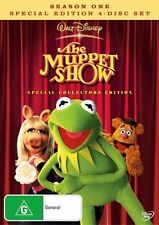 The Muppet Show : Season 1 (DVD, 2011, 4-Disc Set)