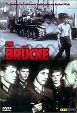 Die Brücke von Bernhard Wicki   DVD   Zustand sehr gut