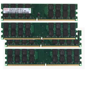 For Hynix 16GB 4X 4GB PC2-6400 DDR2-800MHZ 240pin AMD Desktop Memory Ram 1.8V
