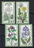 BRD 1977 postfrisch MiNr. 949-952 Wiesenblumen
