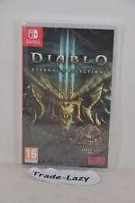 NEW Switch Diablo III 3 Eternal Collection + Ganondorf Armor Set (European PAL)